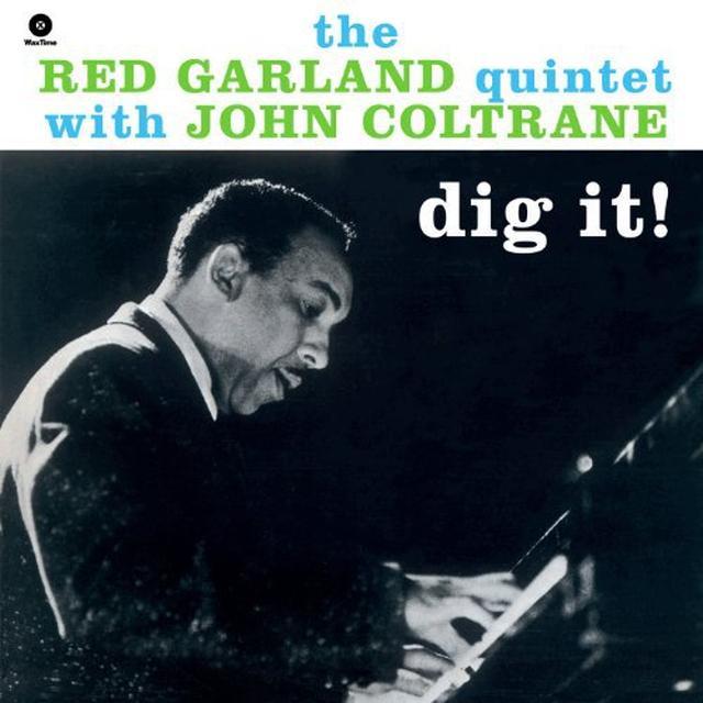 Red Garland / John Coltrane DIG IT Vinyl Record