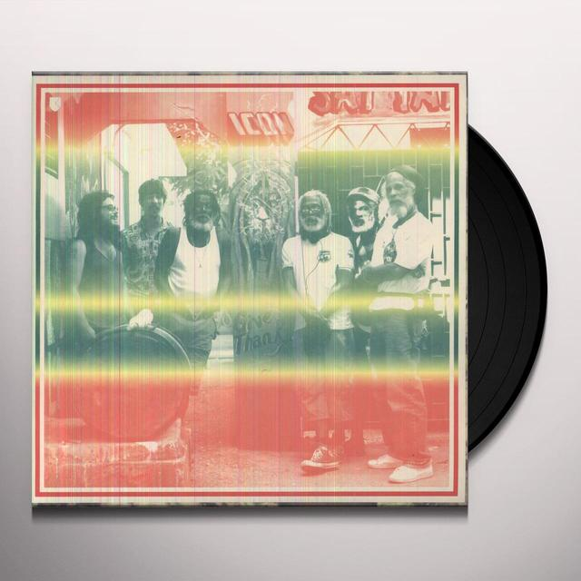 M Geddes / Congos Sun Araw / Gengras FRKWYS 9: SUN ARAW & M GEDDES GENGRAS MEET CONGOS Vinyl Record