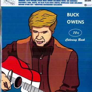 Buck Owens COLORING BOOK Vinyl Record