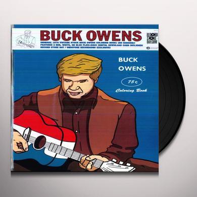 Buck Owens COLORING BOOK Vinyl Record