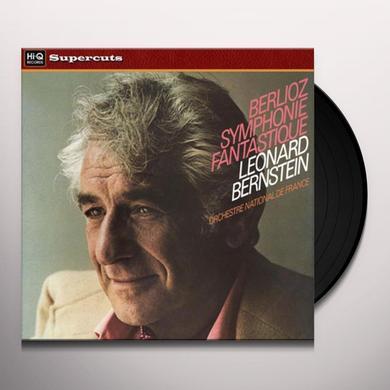 Bernstein / Orchestra National De France BERLIOZ'S SYMPHONIE FANTASTIQUE Vinyl Record - 180 Gram Pressing