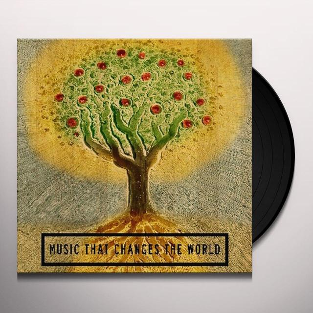 MUSIC THAT CHANGES THE WORLD / VARIOUS  (BOX) Vinyl Record - Limited Edition