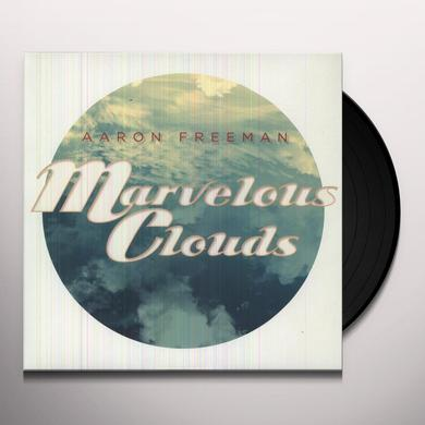 Aaron Freeman MARVELOUS CLOUDS Vinyl Record