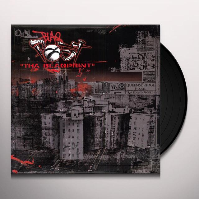 Blaq Poet BLAQPRINT Vinyl Record
