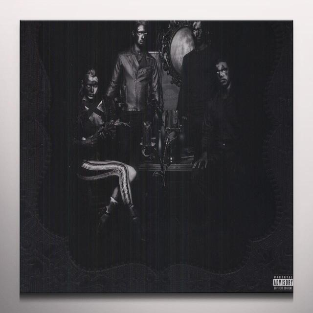 Halestorm STRANGE CASE OF Vinyl Record - Clear Vinyl
