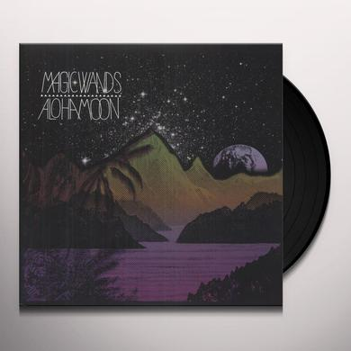 Magic Wands ALOHA MOON Vinyl Record