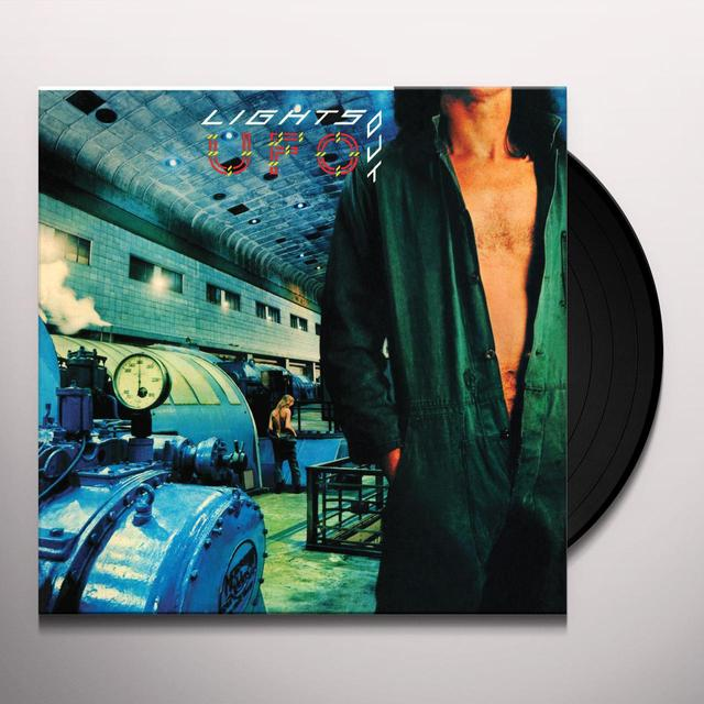 Ufo LIGHTS OUT Vinyl Record - Limited Edition, 180 Gram Pressing