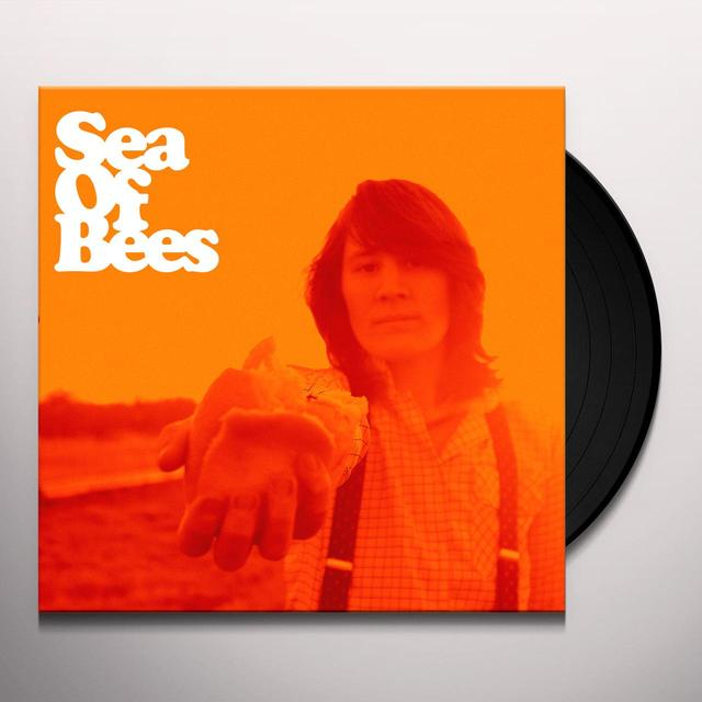 Sea Of Bees ORANGEFARBEN Vinyl Record