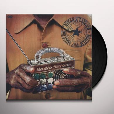 Sierra Leone'S Refugee All Stars RADIO SALONE Vinyl Record