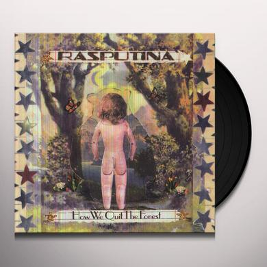 Rasputina HOW WE QUIT THE FOREST Vinyl Record