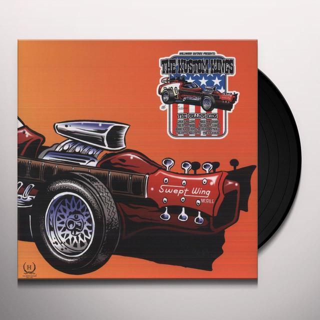 HALLMARK GUITARS PRESENTS THE KUSTOM KINGS Vinyl Record