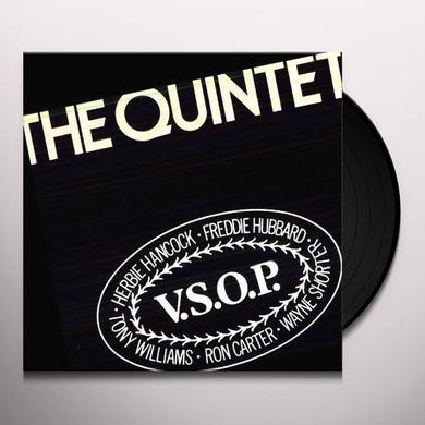 Herbie Hancock V.S.O.P. - QUINTET Vinyl Record