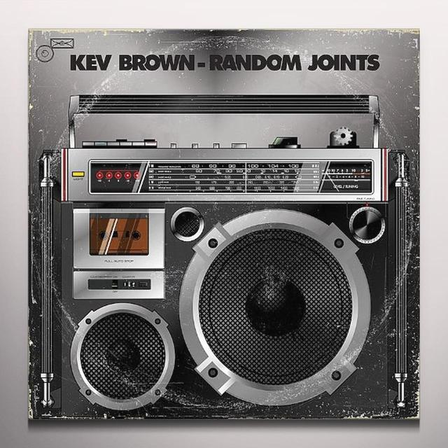 Kev Brown RANDOM JOINTS (CVNL) (Vinyl)
