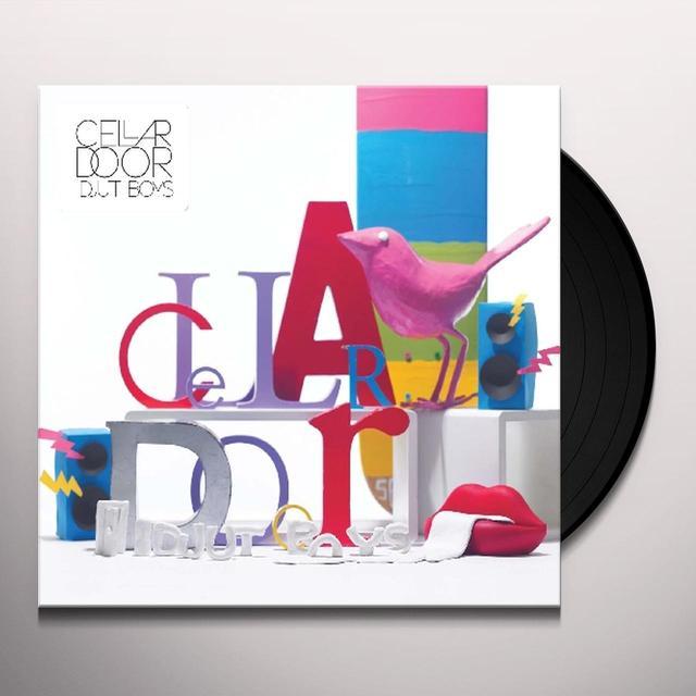 Idjut Boys CELLAR DOOR Vinyl Record