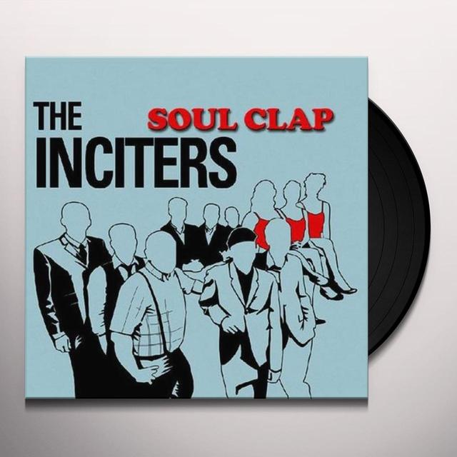 Inciters SOUL CLAP Vinyl Record