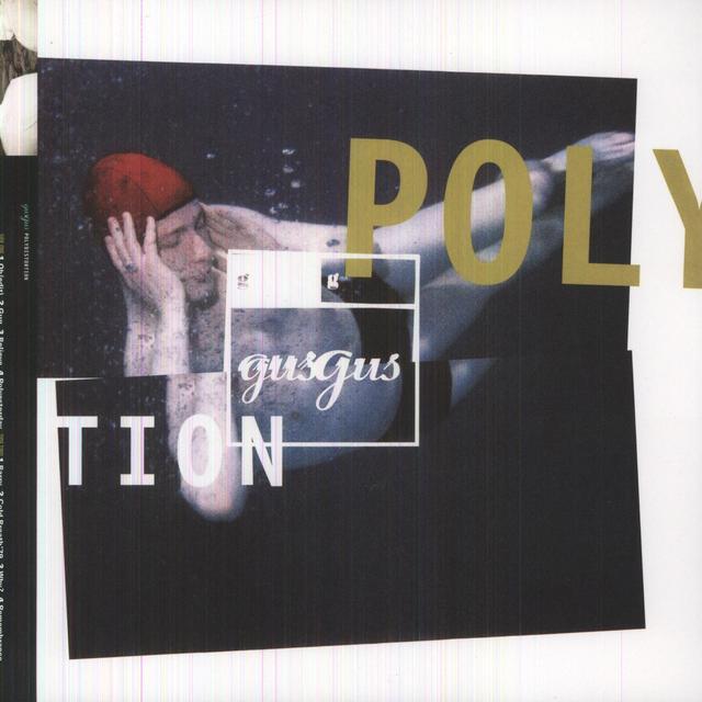 Gusgus POLYDISTORTION Vinyl Record - UK Release