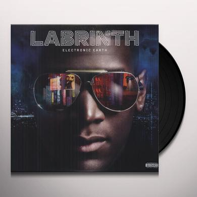 Labrinth ELECTRONIC EARTH Vinyl Record
