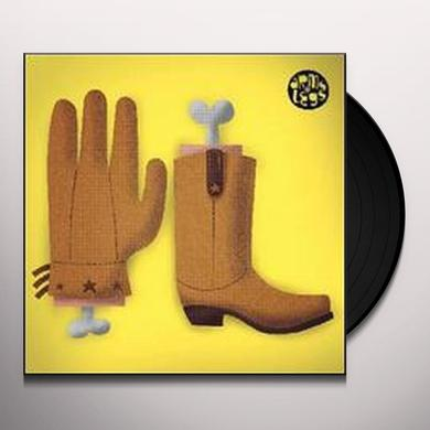 Nils Ohrmann / Daniel Steinberg TUMBLEWEED Vinyl Record