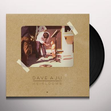 Dave Aju HEIRLOOMS Vinyl Record