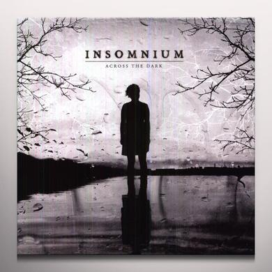 Insomnium ACROSS THE DARK Vinyl Record - Colored Vinyl