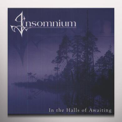 Insomnium IN THE HALLS OF AWAITING Vinyl Record - Colored Vinyl