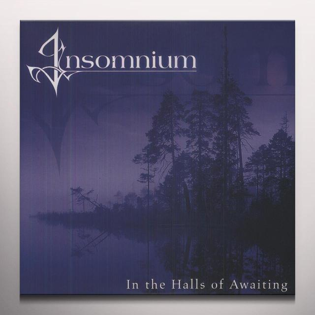 Insomnium IN THE HALLS OF AWAITING Vinyl Record