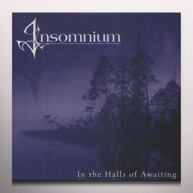 Insomnium IN THE HALLS OF AWAITING Vinyl Record - Colored Vinyl