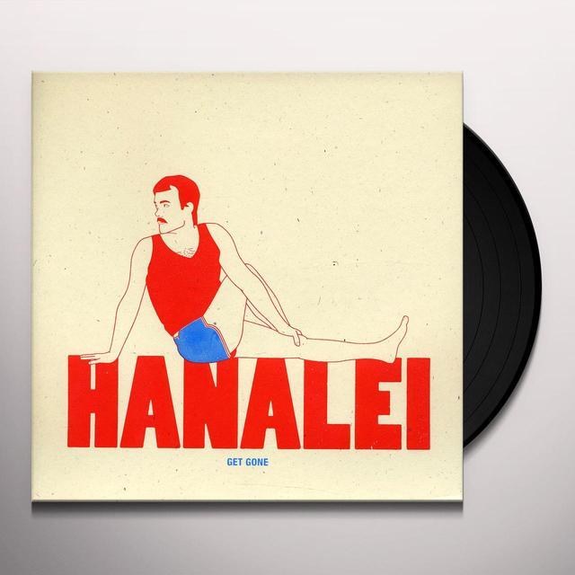 Aspiga / Hanalei SPLIT Vinyl Record