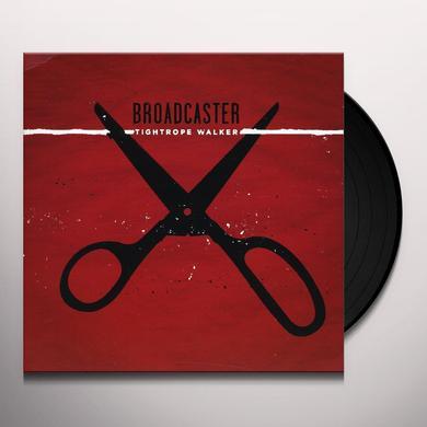 Broadcaster TIGHTROPE WALKER Vinyl Record