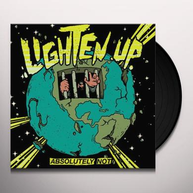 Lighten Up ABSOLUTELY NOT Vinyl Record