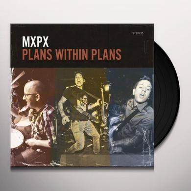 Mxpx PLANS WITHIN PLANS Vinyl Record