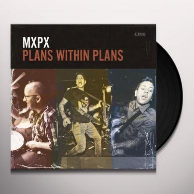 Mxpx PLANS WITHIN PLANS Vinyl Record