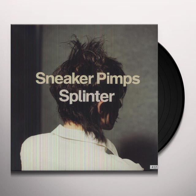 Sneaker Pimps SPLINTER Vinyl Record