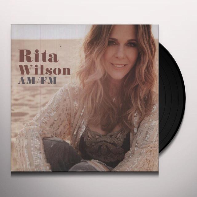 Rita Wilson AM/FM Vinyl Record - 180 Gram Pressing