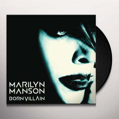 Marilyn Manson BORN VILLAIN Vinyl Record