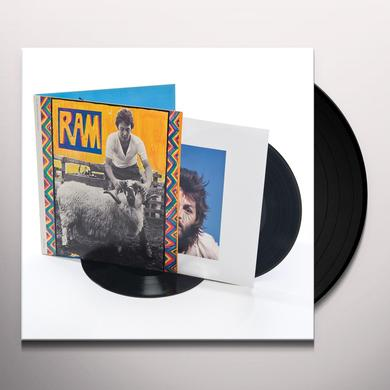 Paul Mccartney & Linda RAM Vinyl Record