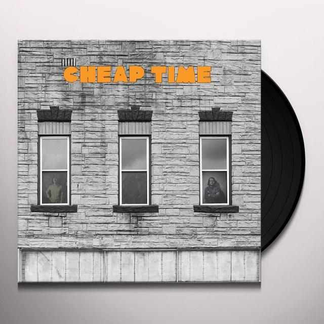 Cheap Time WALLPAPER MUSIC Vinyl Record