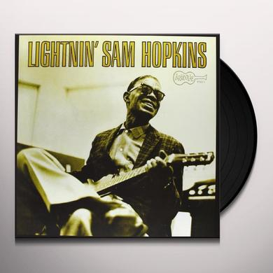 LIGHTNIN SAM HOPKINS Vinyl Record