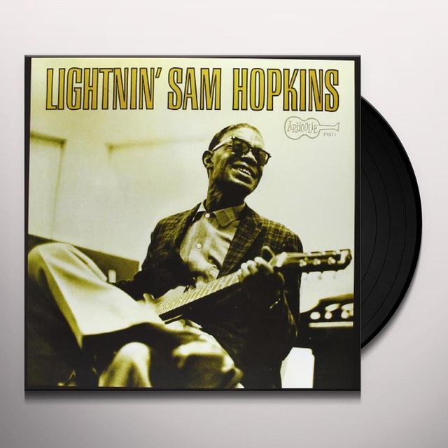 LIGHTNIN SAM HOPKINS Vinyl Record