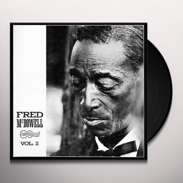 Fred Mcdowell 2 Vinyl Record