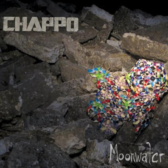 Chappo MOONWATER (BONUS TRACKS) Vinyl Record