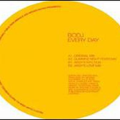 Bodj EVERY DAY Vinyl Record