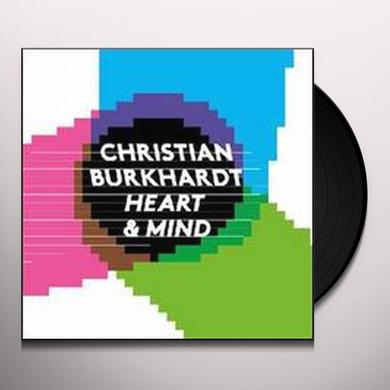 Christian Burkhardt HEART & MIND Vinyl Record