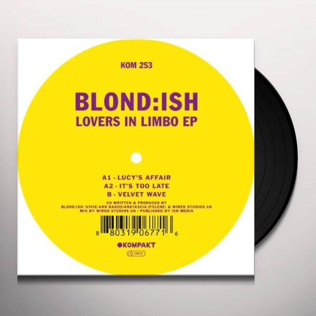 Blond:Ish LOVERS IN LIMBO Vinyl Record