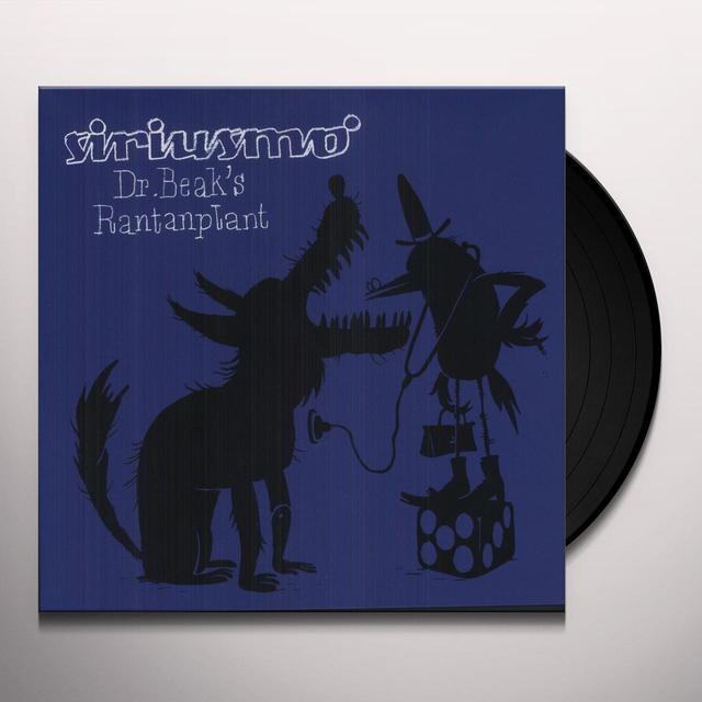 Siriusmo DOCTOR BEAKS RANTANPLANT Vinyl Record