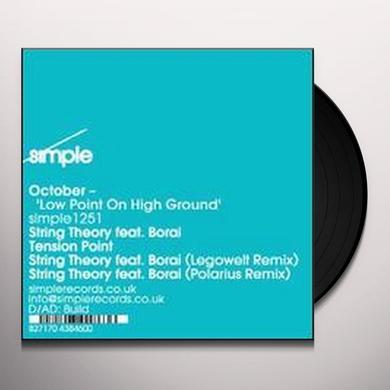 October STRING THEORY Vinyl Record