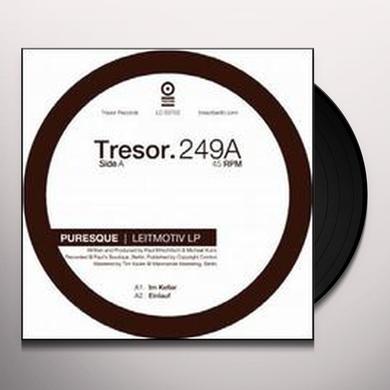 Puresque LEITMOTIV PT 1 Vinyl Record