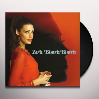 Jessica (Mad Men) Pare ZOU BISOU BISOU Vinyl Record