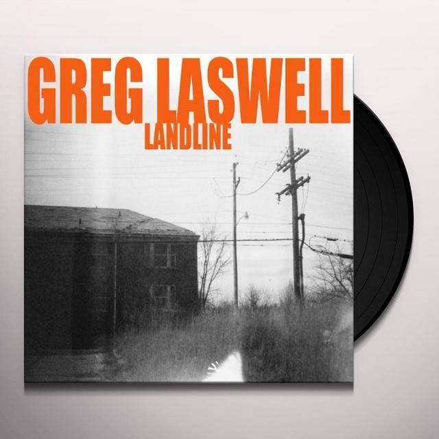 Greg Laswell LANDLINE Vinyl Record