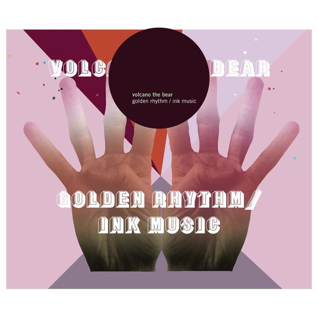 Volcano The Bear GOLDEN RHYTHM/INK MUSIC Vinyl Record